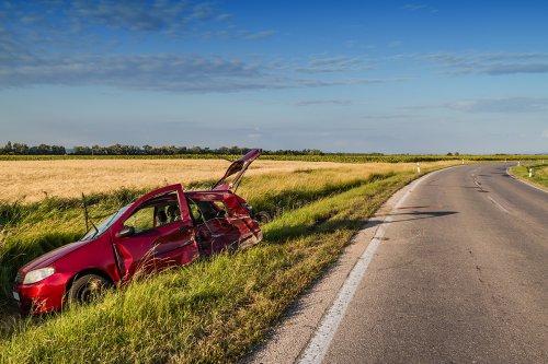 op welke wegen gebeuren de meeste ongelukken